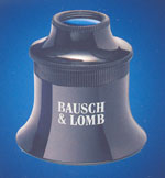 Double Lens Loupe by Bausch & Lomb
